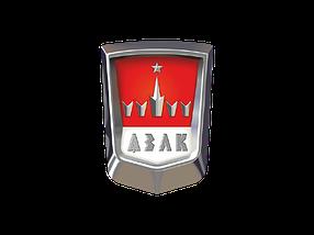 Дефлекторы на боковые стекла (Ветровики) для АЗЛК (AZLK)