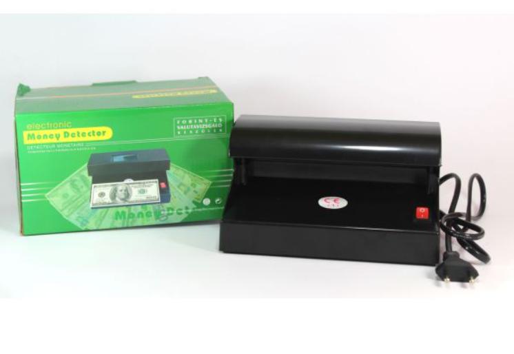 Ультрафіолетова лампа, детектор валют работаюй від мережі 101A1C (KG-351)