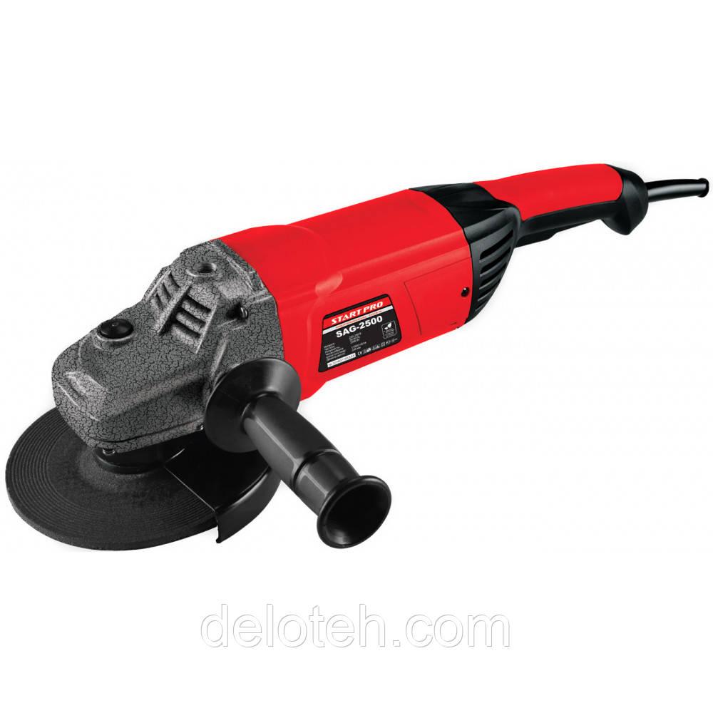 Угловая шлифовальная машина START PRO SAG 230-2500
