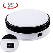 Ø15см/max 15кг Автоматический поворотный стол для предметной съемки 3d фото видеосъемки на 360 FTR-NA150 1188, фото 2