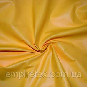 Плащевка Лаке Желтый