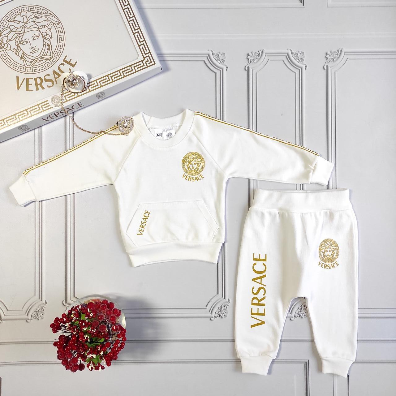 Костюм Versace для новорожденных
