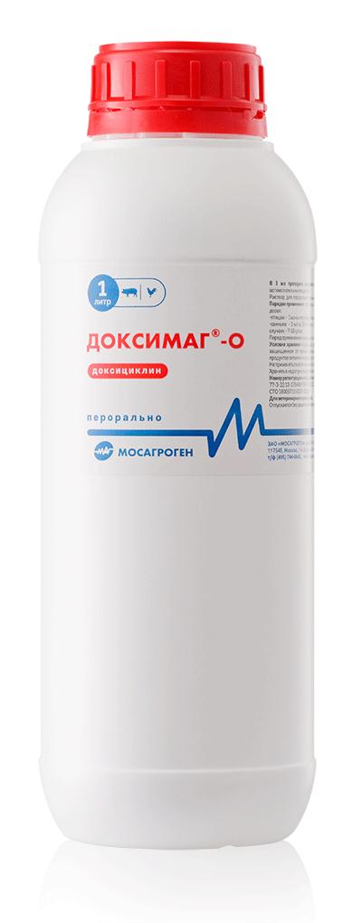Доксимаг-О для орального применения, 1 л, Мосагроген