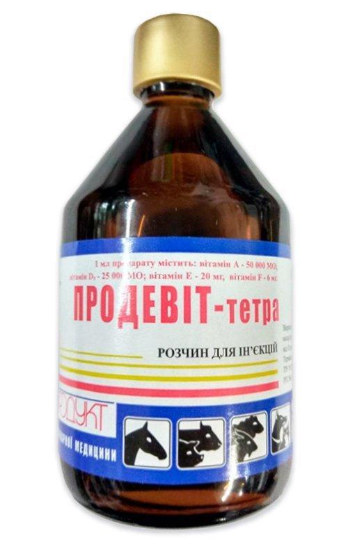 Продевит-тетра, 100 мл, Продукт