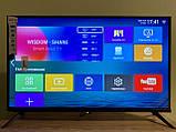 """LED Телевізор L34 32"""" ANDROID 9.0 SmartTV Безрамний + Т2 під SAMSUNG, Якісний телевізор смарт тв, фото 2"""