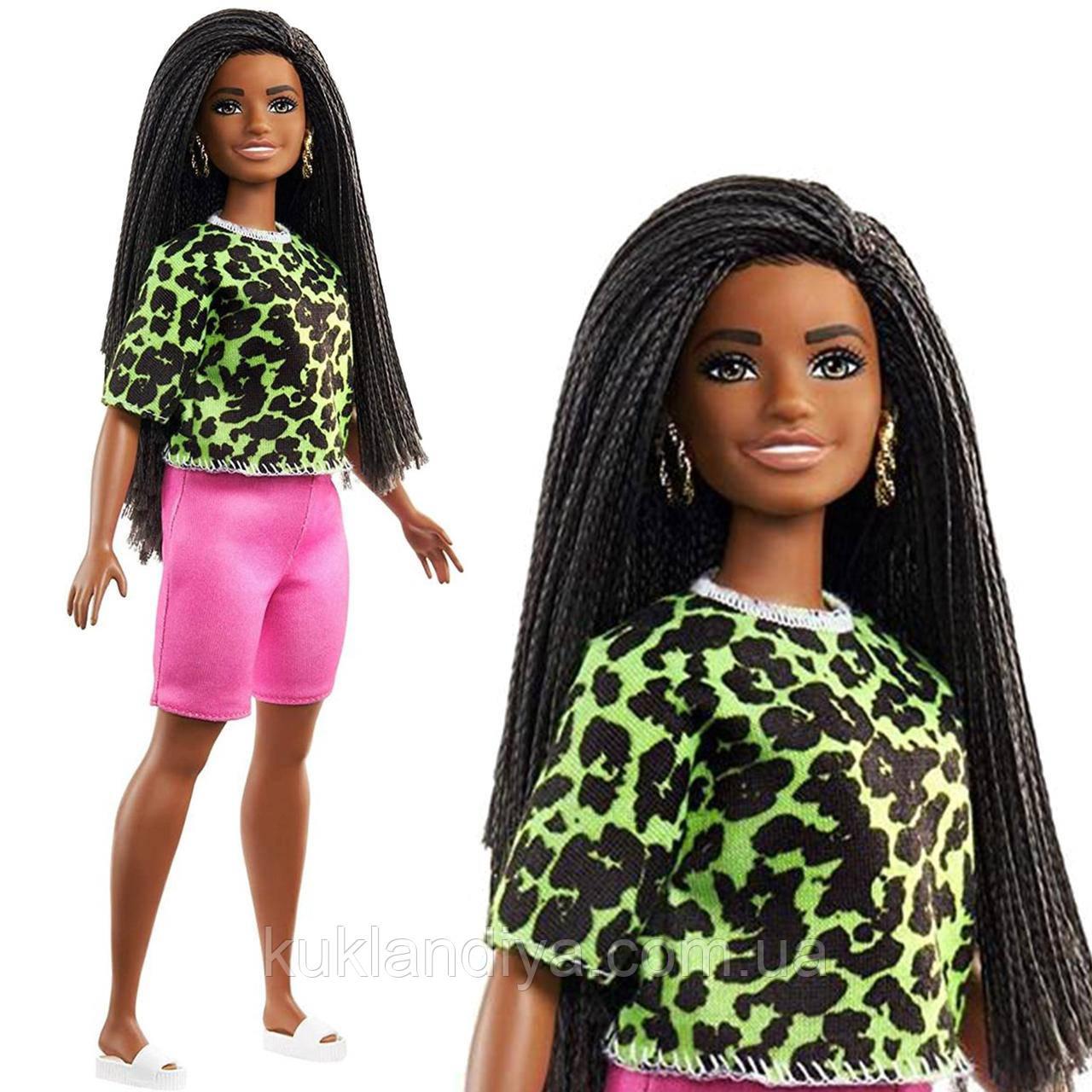 "Лялька Barbie Fashionistas Mattel ""Барбі "" Модниця"" 144"