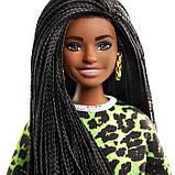 "Лялька Barbie Fashionistas Mattel ""Барбі "" Модниця"" 144, фото 3"