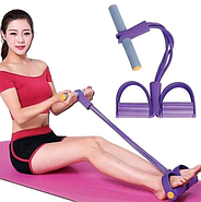 Тренажер для Пресса Body Trimmer JT-002, фиолетовый (KG-353), фото 2