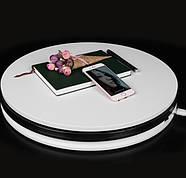 Ø35см/max 30кг Автоматический поворотный стол для предметной съемки 3d фото видеосъемки на 360 FTR-SNA350-1197, фото 2
