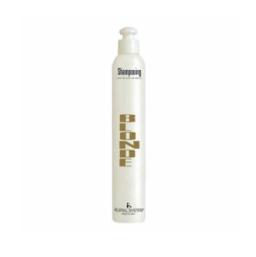 Шампунь для седых и осветленных волос ANTI-YELLOW SHAMPOO Kleral System 1000 мл