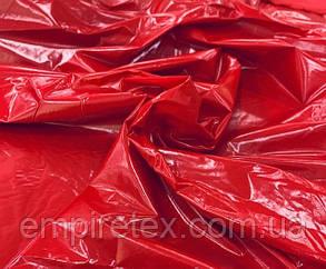 Плащевка Монклер Красный
