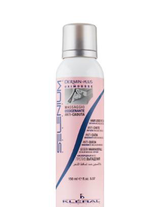 Мусс против выпадения волос DERMIN PLUS OXIMOUSSE Kleral System 150 мл
