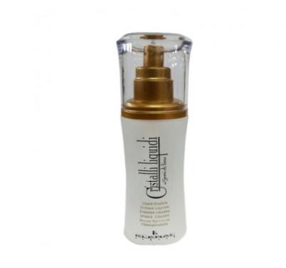 Жидкие кристаллы для сухих и поврежденных волос с маслом льна SEMI DI LINO Kleral System 30 мл