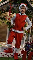 Костюм дед мороз детский костюм дед мороз новогодний костюм дед мороз