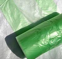 Пакет Майка 26*45 рулон 500 шт. зеленая Сiльпо