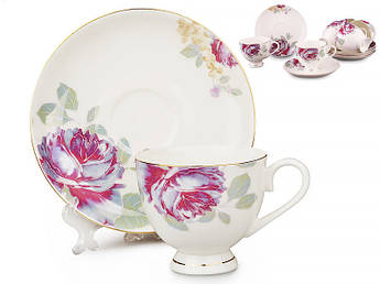 Чайный набор Lefard розалия 220мл 12пр