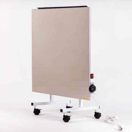 Керамический обогреватель Venecia ПКК 700 Вт с термостатом и ножками био-конвектор электрический 60х60см, фото 2