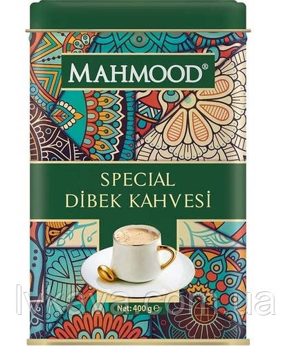 Кофейный напиток Special Dibek Kahvesi  Mahmood  , ж\б , 400 гр
