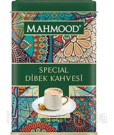 Кофейный напиток Special Dibek Kahvesi  Mahmood  , ж\б , 400 гр, фото 2