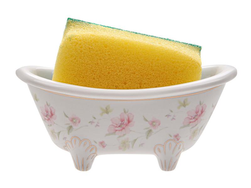 Ванночка для губки Поліна 13.5 см