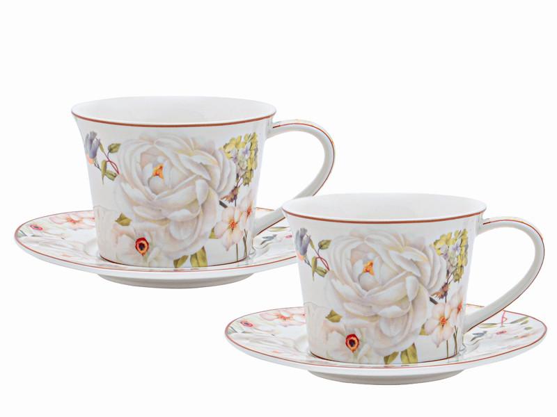 Чайний набір для двох Раский Сад 220мл 4пр