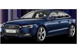 Дефлекторы на боковые стекла (Ветровики) для Audi (Ауди) A5 2007-2016