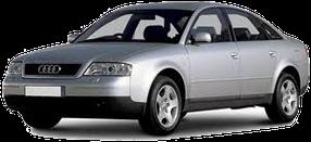 Дефлекторы на боковые стекла (Ветровики) для Audi (Ауди) A6 (C5) 1997-2004