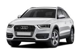 Дефлекторы на боковые стекла (Ветровики) для Audi (Ауди) Q3 I 2011-2015