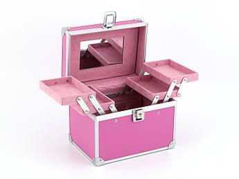 Кейс для прикрас з розсувними ящиками Lefard 21х15х16см