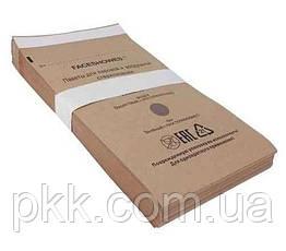 Крафт пакеты FACESHOWES для паровой и воздушной стерилизации 100х200 мм в упаковке 100 шт
