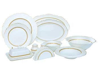 Набор столовой посуды Лефард Анжелика 27пр
