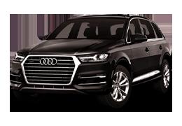 Дефлекторы на боковые стекла (Ветровики) для Audi (Ауди) Q5 (FY) 2017+