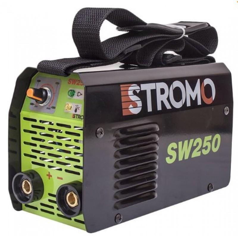Сварочный инвертор Stromo SW-250     сварочный аппарат сварка