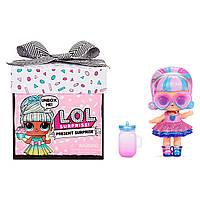 Ігровий набір з лялькою L.O.L. SURPRISE! - Подарунок ( в асс. у дисп.) //