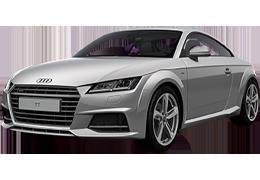 Дефлекторы на боковые стекла (Ветровики) для Audi (Ауди) TT (8S) 2014+