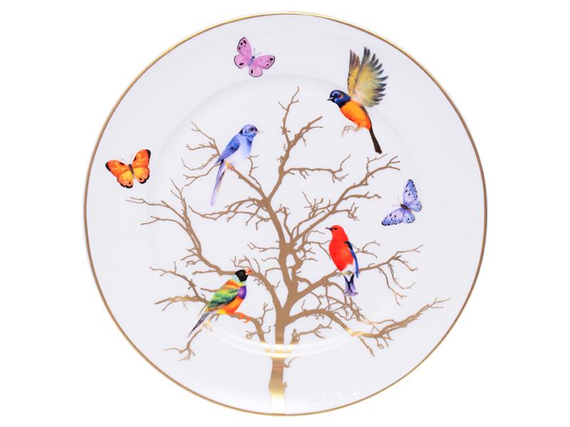Набір тарілок Птиці 21см 6шт