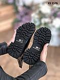 Balenciaga (чорні/лакированны) cas, фото 3