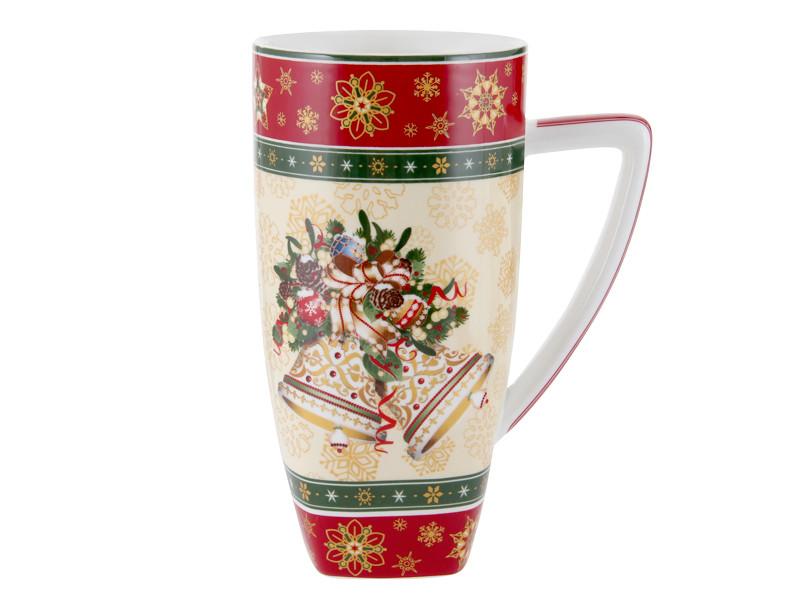 Чашка новорічна Lefard Christmas Collection 850мл