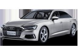 Дефлекторы на боковые стекла (Ветровики) для Audi (Ауди) A6 (C8) 2018+