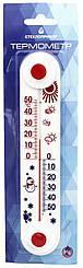 """Термометр віконний ТБ-3-М1 вик. 11 «Склоприлад» """"Сніговик"""""""