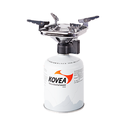 Портативна газова пальник Kovea Vulcan TKB-8901, фото 2