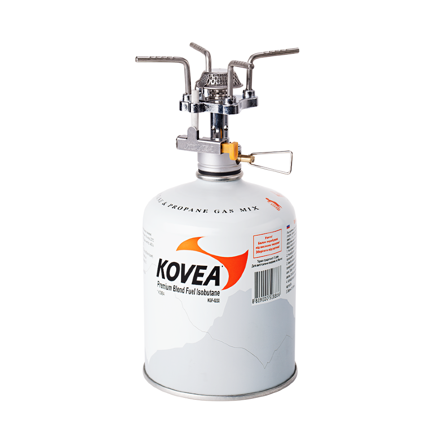 Портативная газовая горелка Kovea Solo KB-0409