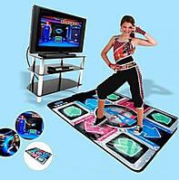 Танцевальный коврик для Телевизора и ПК PC+TV RCA USB DANCE MAT