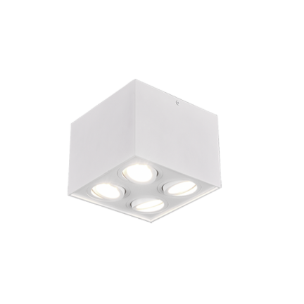 Точечный светильник Trio Biscuit 613000431