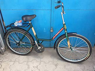 Городской дорожный подростковый велосипед ХВЗ Junior 24