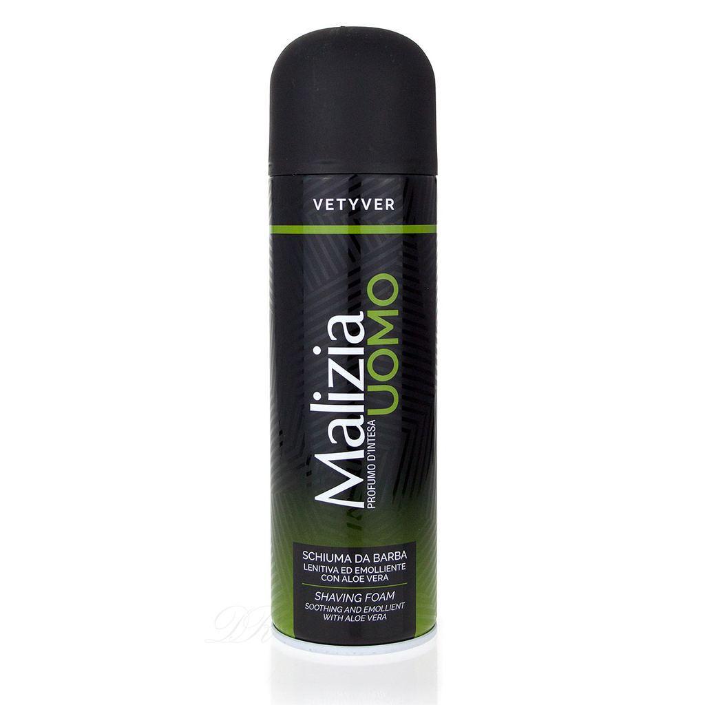Піна для гоління Malizia Uomo Vetyver 300мл.