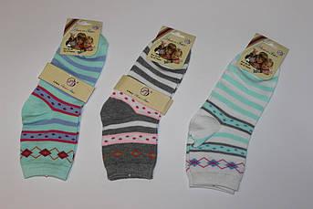 Детские носки с узором Размер 32 - 36