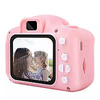 Дитячий фотоапарат Carton Foto 3mp з дисплеєм і функцією відеозйомки GM14