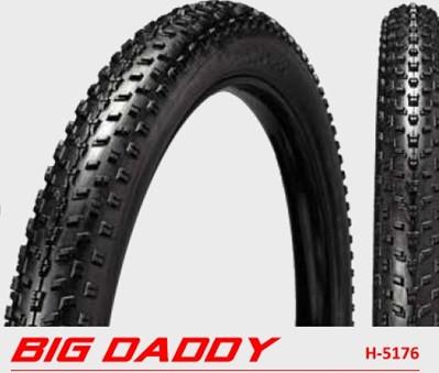 "Покрышка (велосипедная)  24х4,0 24""H-5176 30TPI W108196 Chao Yang - Top Brand"