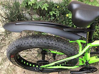 Комплект крылья для внедорожника Lux fat bike 55 cm (фэтбайк) 26.4.0. пластик